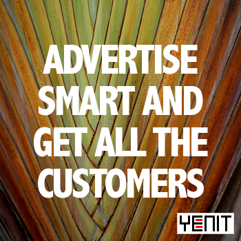 Advertise smart!