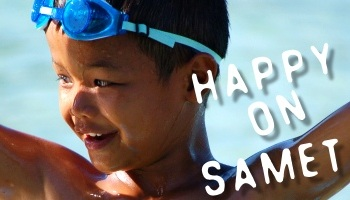 Happy on Samet